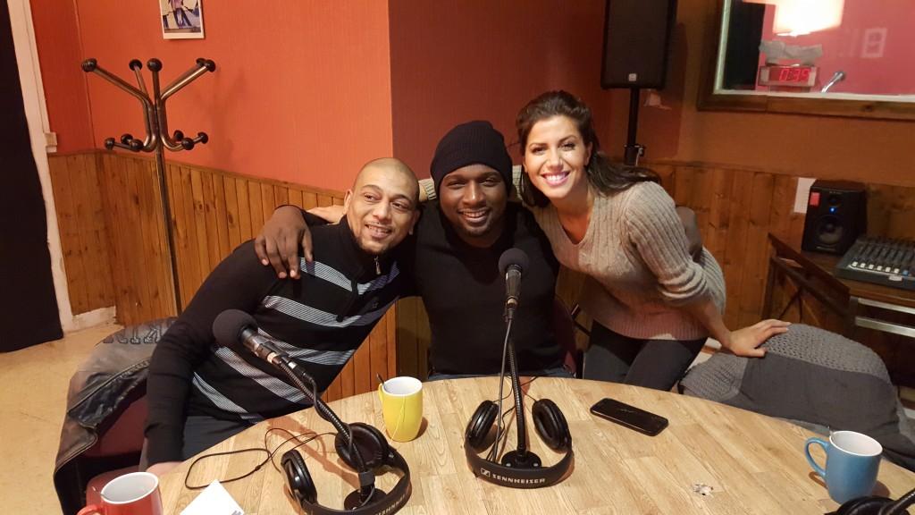 Oumar DIaw &leila boumedjane
