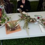 Composition floral, créer par un résident de l'AREPA