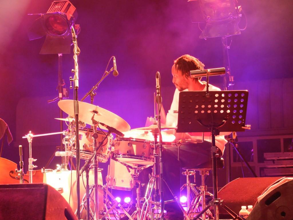 Sonny Troupé : batterie