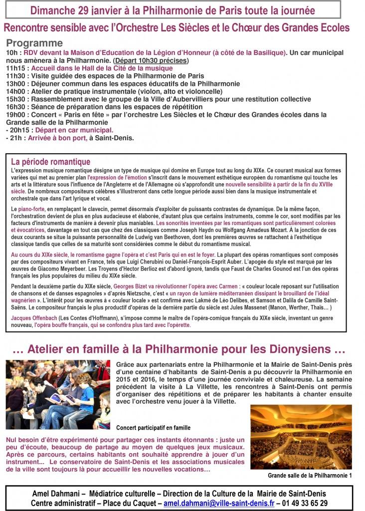 programme 29JAN17